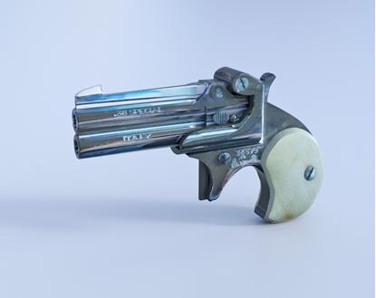 Picture of Derringer Pistol Model Poser Format