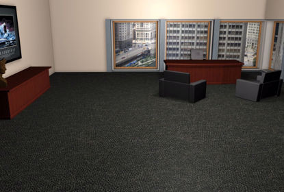 Picture of Business Executives Office Environment FBX Format
