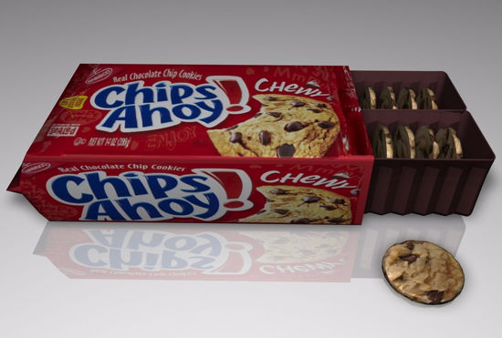 Picture of Cookies and Bag Food Model FBX Format