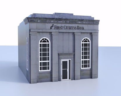 Picture of Early Century Style Bank Model Poser Format