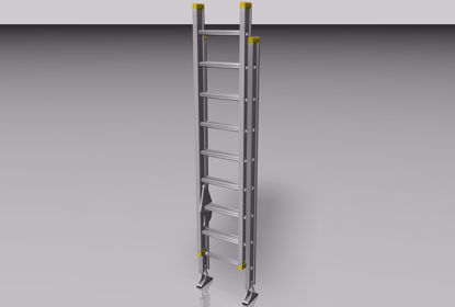Picture of Extension Ladder Model FBX Format