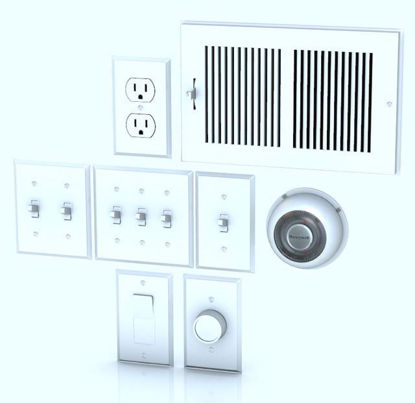 Picture of Interior Electrical Models FBX Format