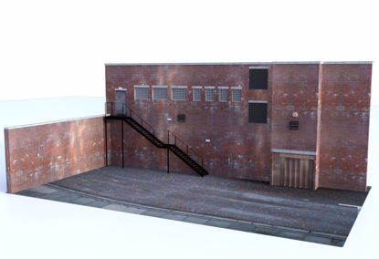 Picture of Store Rear Scene Poser Format