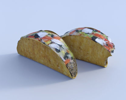 Picture of Taco Models Poser Format