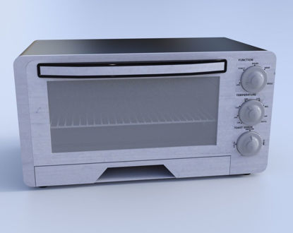 Picture of Toaster Oven Model Poser Format
