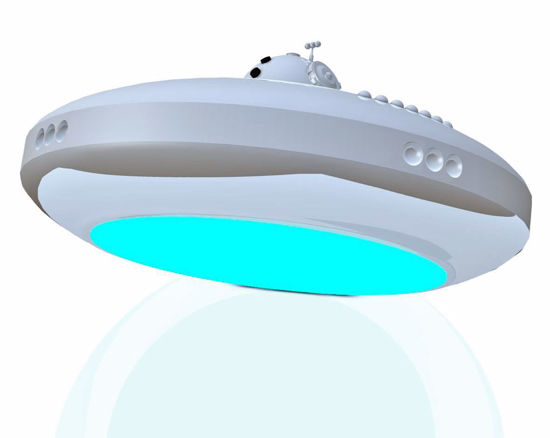 Picture of UFO Model Poser Format