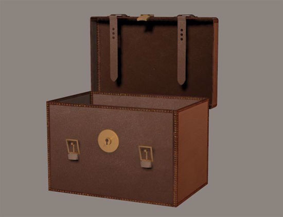 Picture of Victorian Travel Case Model Poser Format