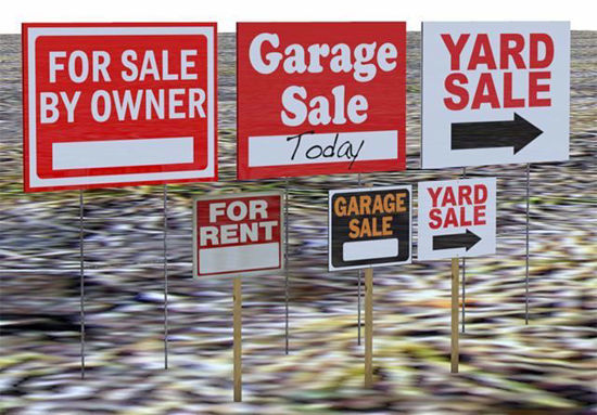 Picture of Yard Sign Models Poser Format