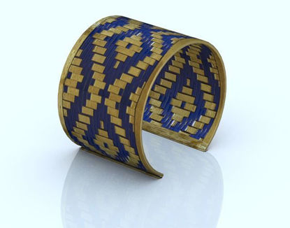 Picture of Aztec Bracelet Model Poser Format