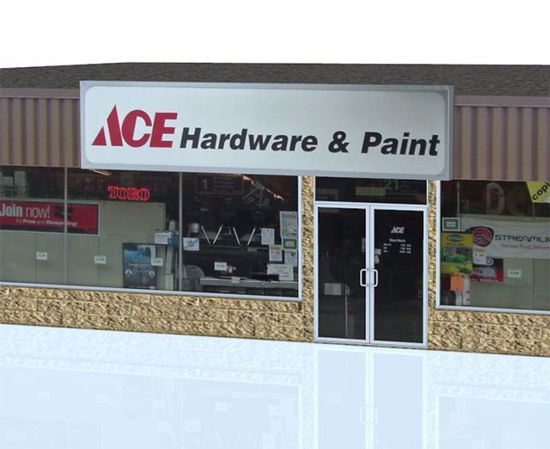 Picture of Hardware Store Model Poser Format