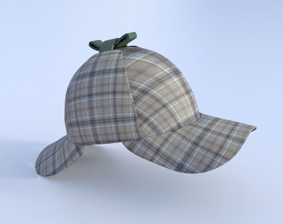 Picture of Deer Stalker Hat