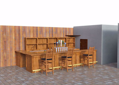 Picture of Dive Bar Interior Environment Poser Format