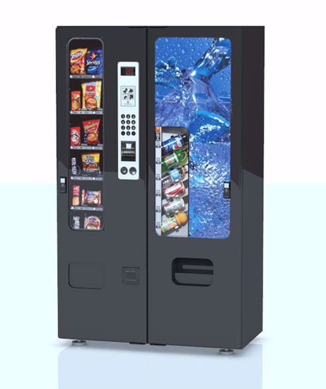 Picture of Double Vending Machine Model Poser Format