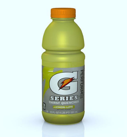Picture of Thirst Quencher Bottle Model Poser Format