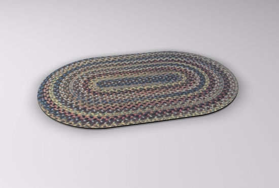 Picture of Throw Rug Furniture Model FBX Format