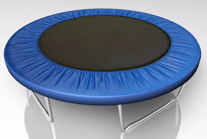 Picture of Trampoline Model FBX Format