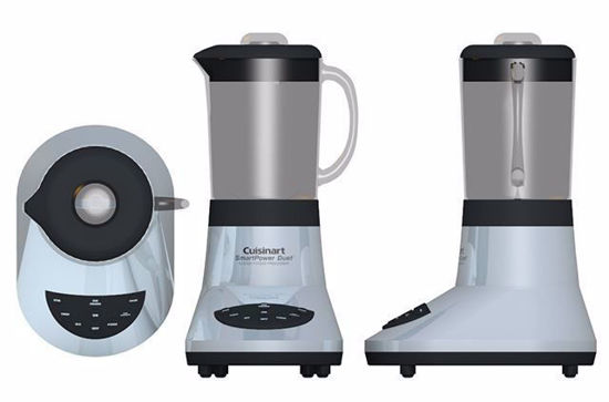 Picture of Kitchen Blender Model Poser Format
