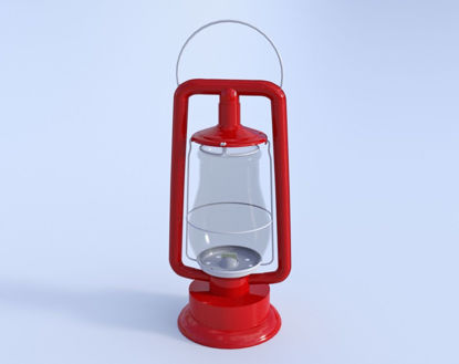 Picture of Oil Lantern Model Poser Format