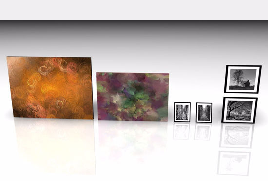 Picture of Wall Artwork Furniture Models FBX Format