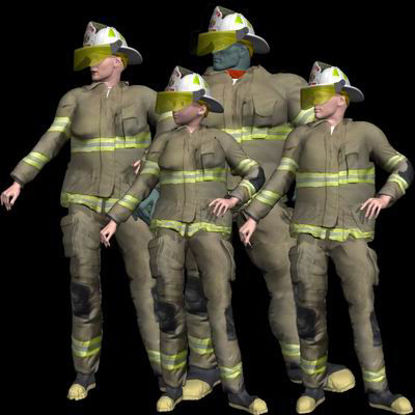 Picture of Firefighter Conversions-Judy