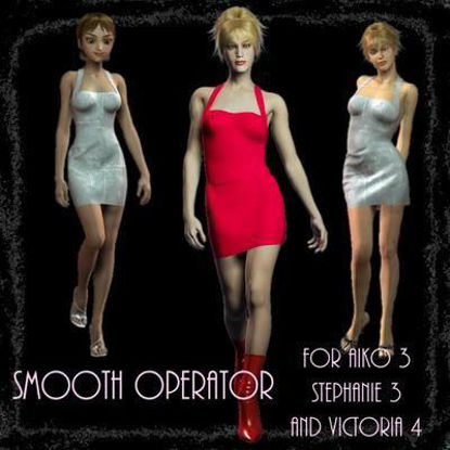 Picture of Smooth operator for Aiko 3 : SP3