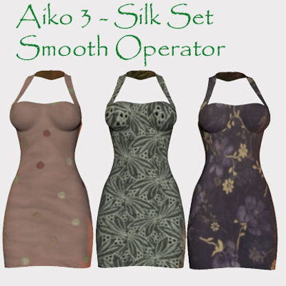 Picture of Aiko 3 Silk Set Textures