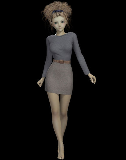 Picture of Business Casual Outfit for Aiko 4