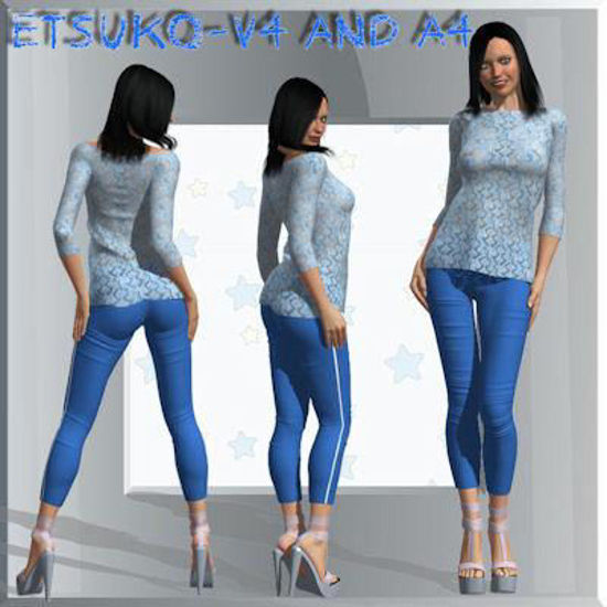 Picture of Etsuko for Aiko 4