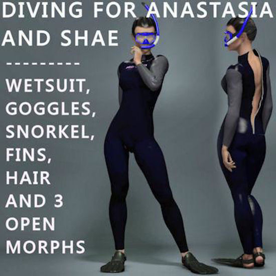 Picture of Diving for Anastasia