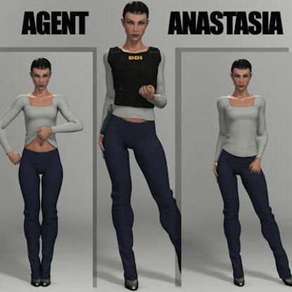 Picture of Agent Anastasia
