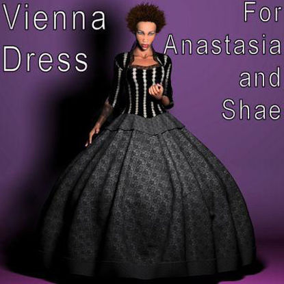 Picture of Anastasia, Shae and Alyson2 Vienna dress