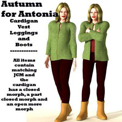 Picture of Autumn for Antonia