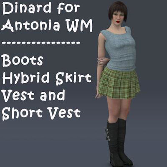 Picture of Dinard Outfit for Antonia WM