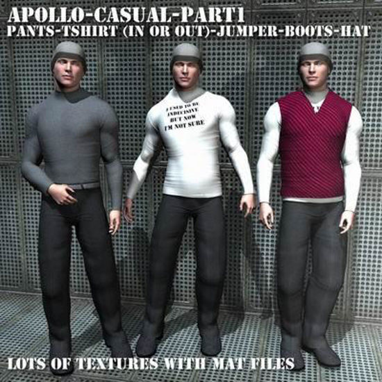 Picture of Casual Part 1 for Apollo