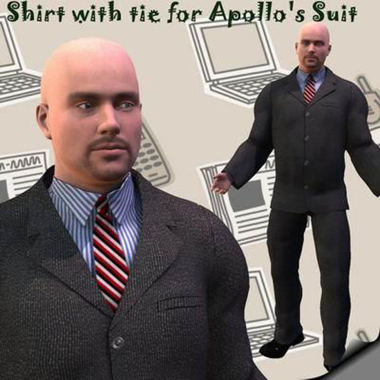 Picture of Shirt and Tie for Apollo