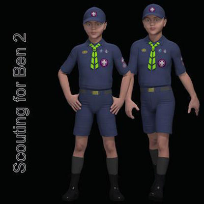 Picture of Scouting Outfit for Ben 2