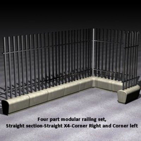 Picture of Railing set