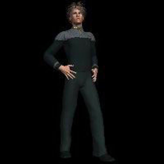 Picture of Intergalactic-Commander for David (Poser / DAZ 3D David)