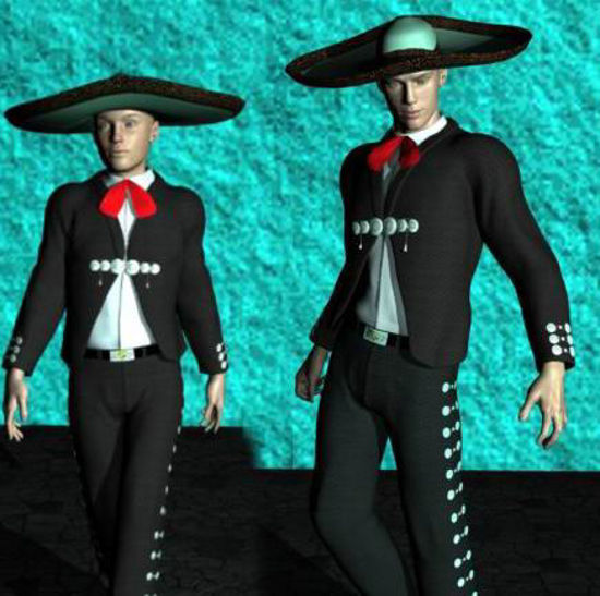 Picture of Mariachi - m3