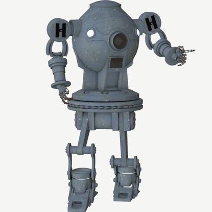 Picture of Henry the Robot