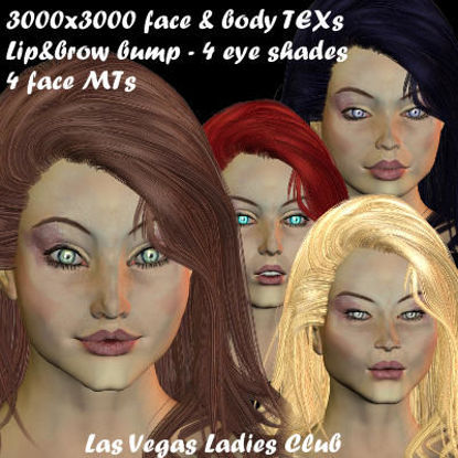 Picture of Aethra Las Vegas Ladies Club
