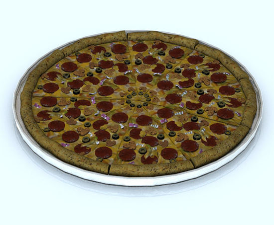 Picture of Pizza Food Prop