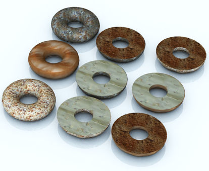 Picture of Bagel Food Props