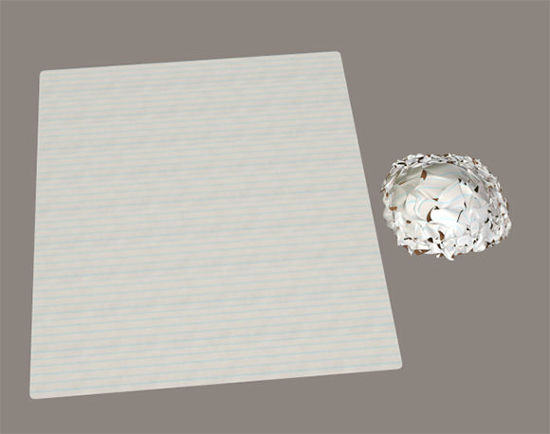 Picture of Morphing Paper, Crumpling Prop for Poser