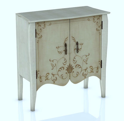 Picture of Accent Cabinet Furniture Model