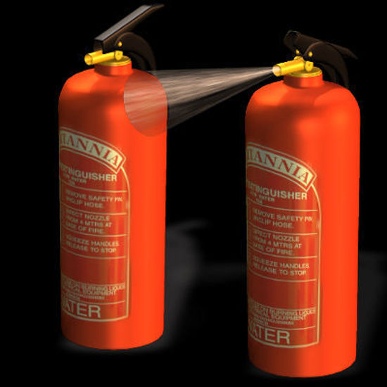 Picture of Posable fire extinguisher