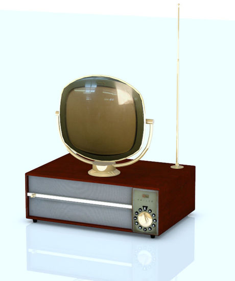 Picture of 1950 Predicta TV Set Model