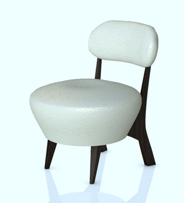 Picture of Contemporary Leather Chair Furniture Model