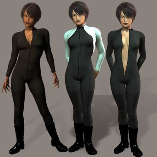 Picture of Catsuit set