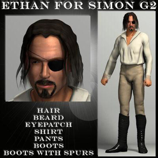 Picture of Ethan for Simon G2